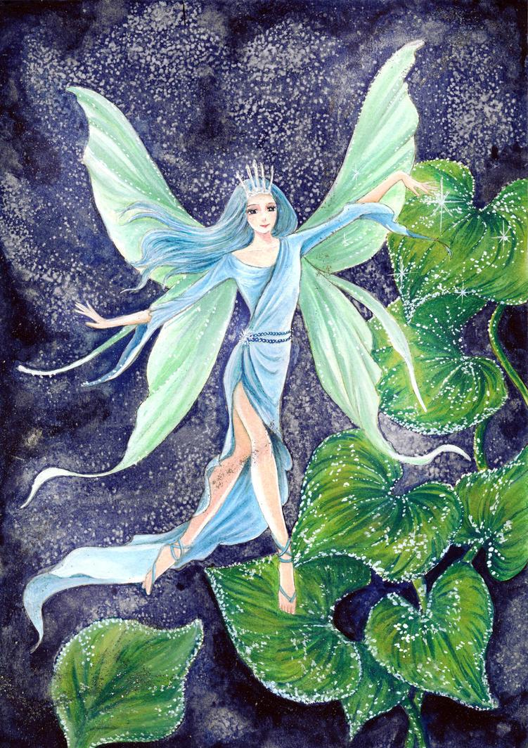 Lumi's daughter by dreamstone