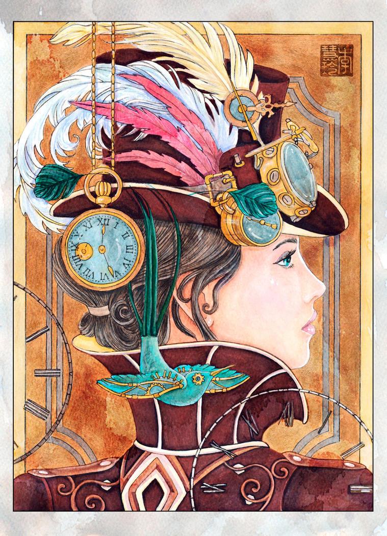 Steampunk designs by dreamstone