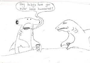 Henry the Hammerhead Shark