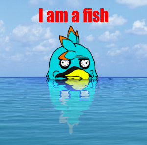 Drrjthesociopath when sh1t happens blame me deviantart for Good place to fish near me