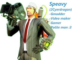 Speavy's Profile Picture