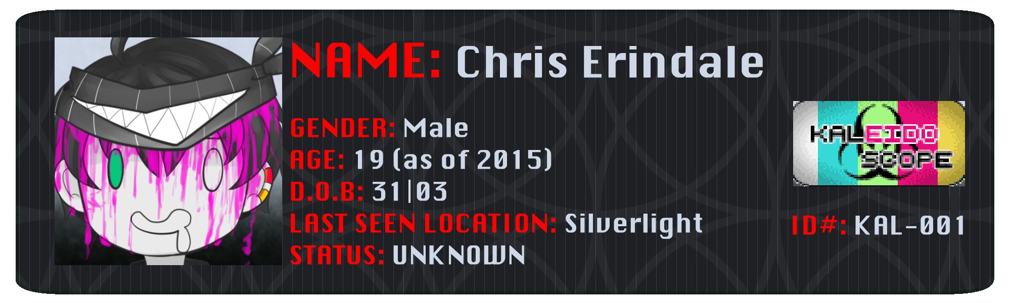 Chris Erindale