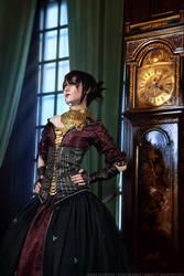 The Empress' Adviser - Morrigan DA:I cosplay by brother-caleb