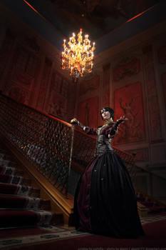 The Empress' Adviser - Morrigan DA:I cosplay