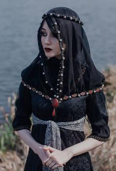 Iris von Everec cosplay portrait