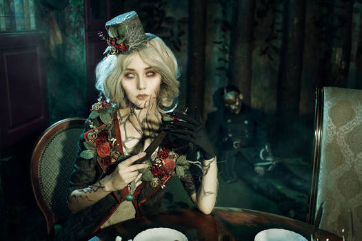 Brigmore Witches' Tea Party (Cosplay)