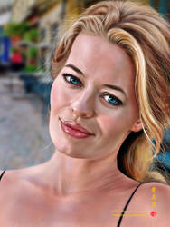 Jeri Ryan by MayFong