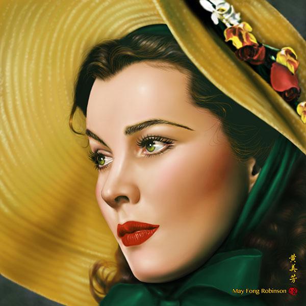 Scarlett O'Hara by MayFong