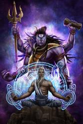 Shiva by DeniNugroho