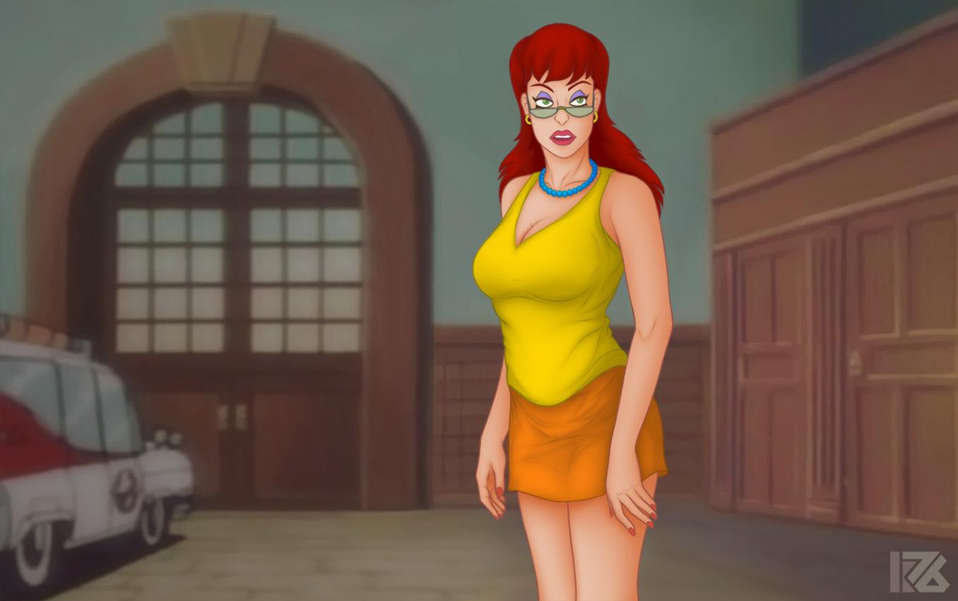Janine Melnitz Ghostbusters