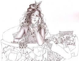 Gloria by Merlyn-Wooden