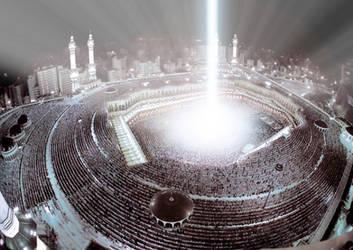 Al-Masjed Al-Haram by DDrAgO