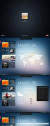 feb 2011 desktop by DDrAgO