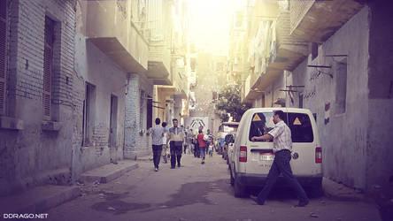 Egyptian Slum