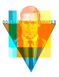 Don Draper by tshasteen