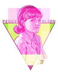 Peggy Olson by tshasteen