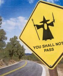 You shall not pass by rSYNist17
