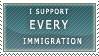 Immigration stamp xD by Aoi--usagi