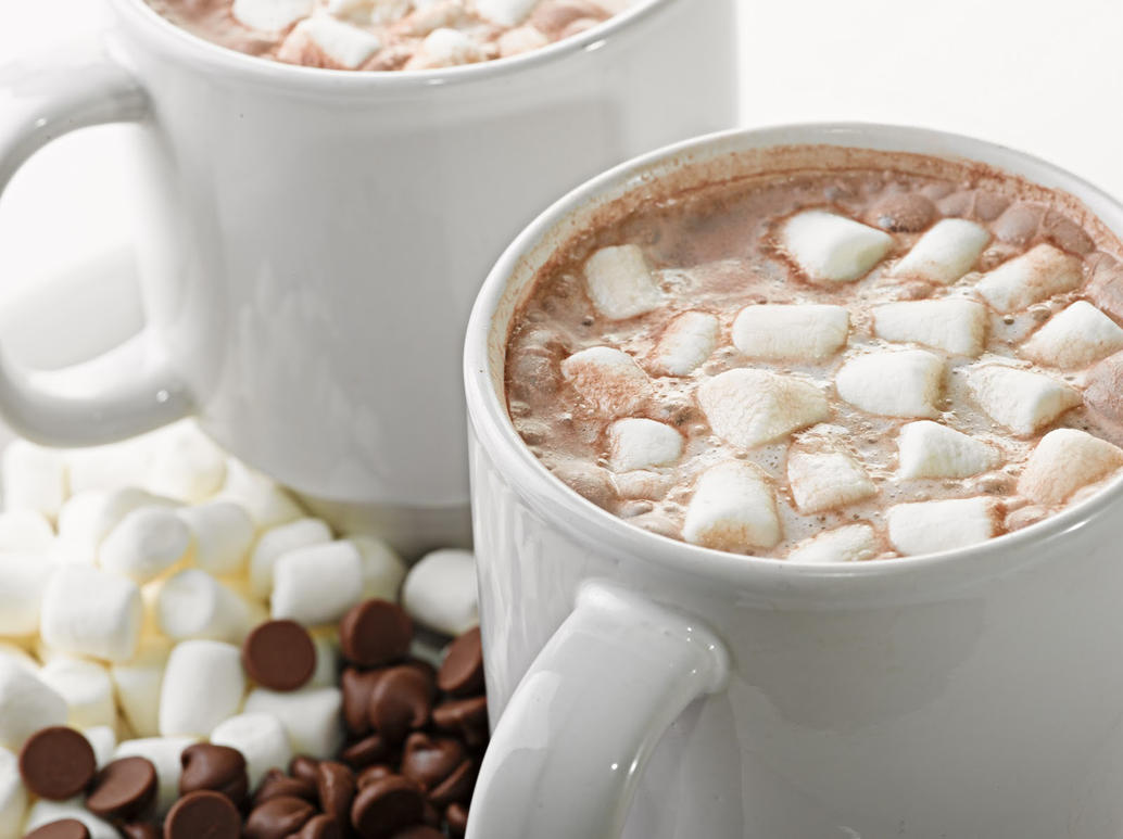 Hot Chocolate With Marshmallows by ProPhotoStock on DeviantArt