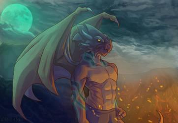 Dragon Boy by larissa-the-hanyou