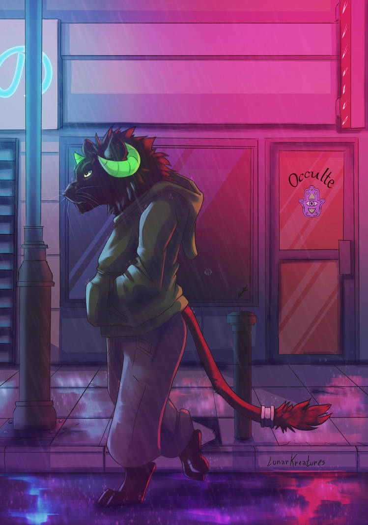 In city shadows they watch by larissa-the-hanyou