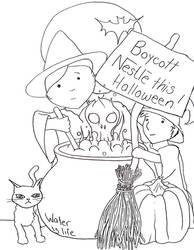 Witches get stuff done!