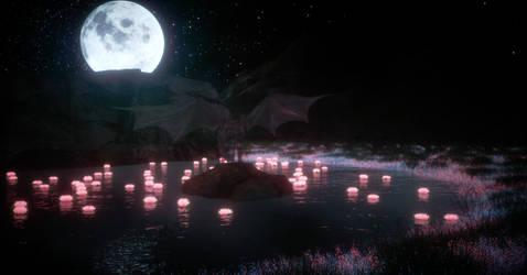 Guardian of the moon lake .:W03:.