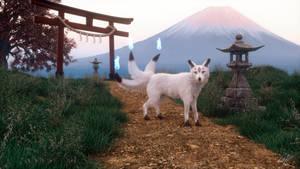 On a walk with Akayuki .:W25:.
