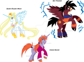 My little pony Anime is AWESOME