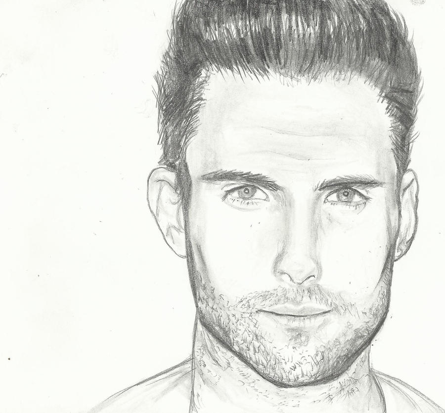 Adam Levine by topistops