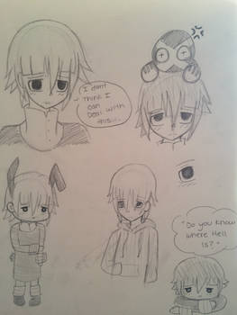 Crona sketches