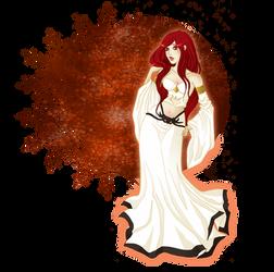 Commission:  Bryn by Aurelya-LB