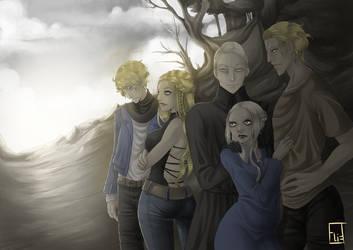 {Ynvalice} A strange family