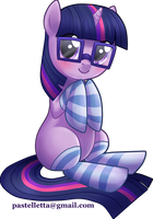 Twilight Socksle