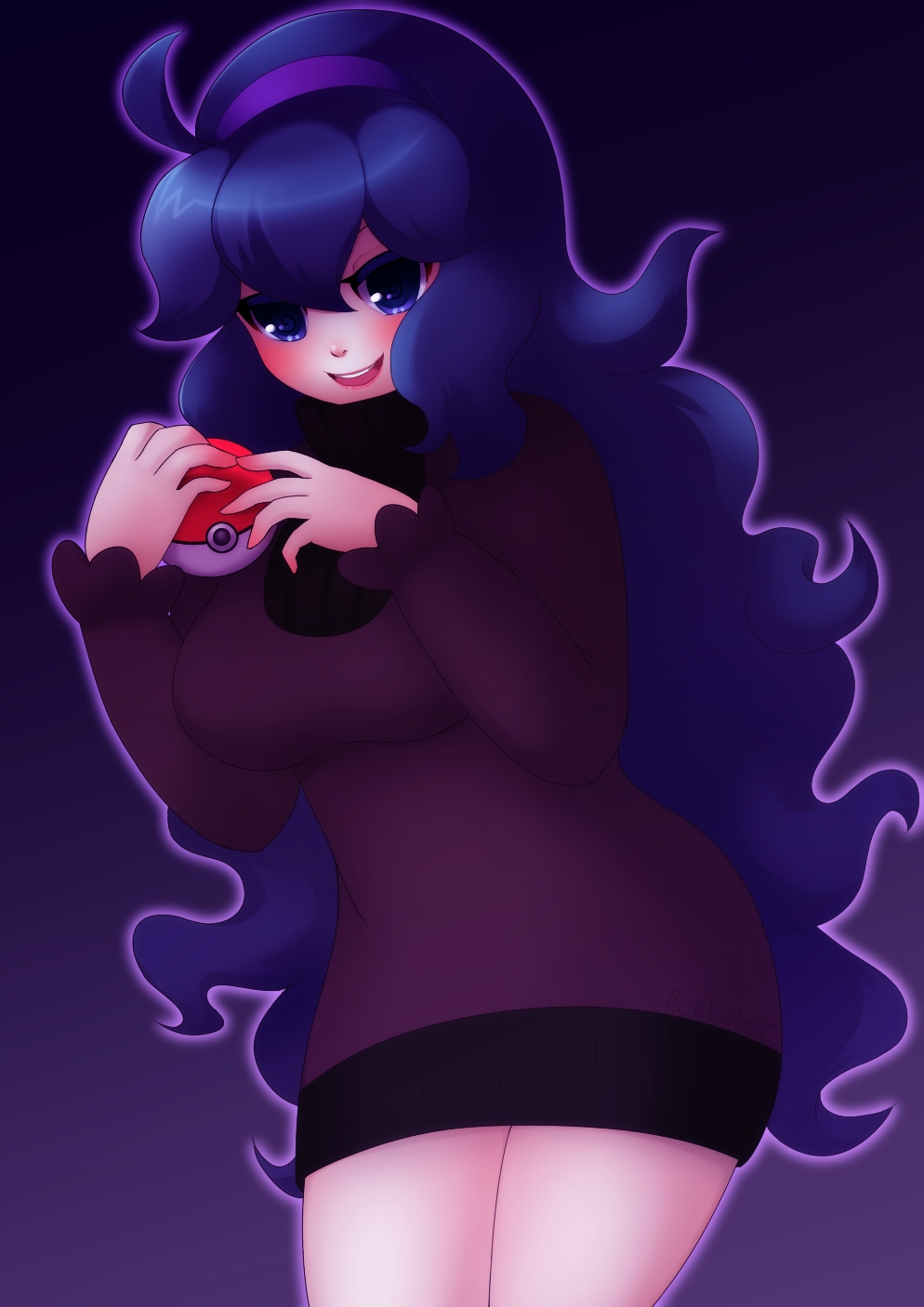 Hex Maniac by Pastelletta