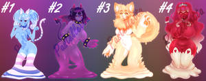 Slime Babes Adoptable Auction! CLOSED