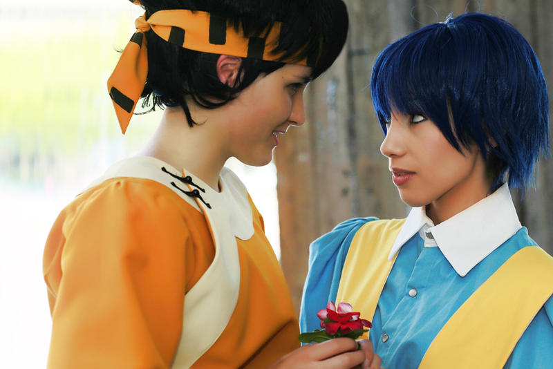 Ranma: Ryouga's Fantasy by xYaminogamex