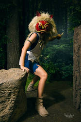 Princess Mononoke: On the Prowl