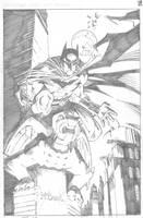 BATMAN by ScottMcDaniel