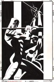 Daredevil Fall From Grace Trade Cover