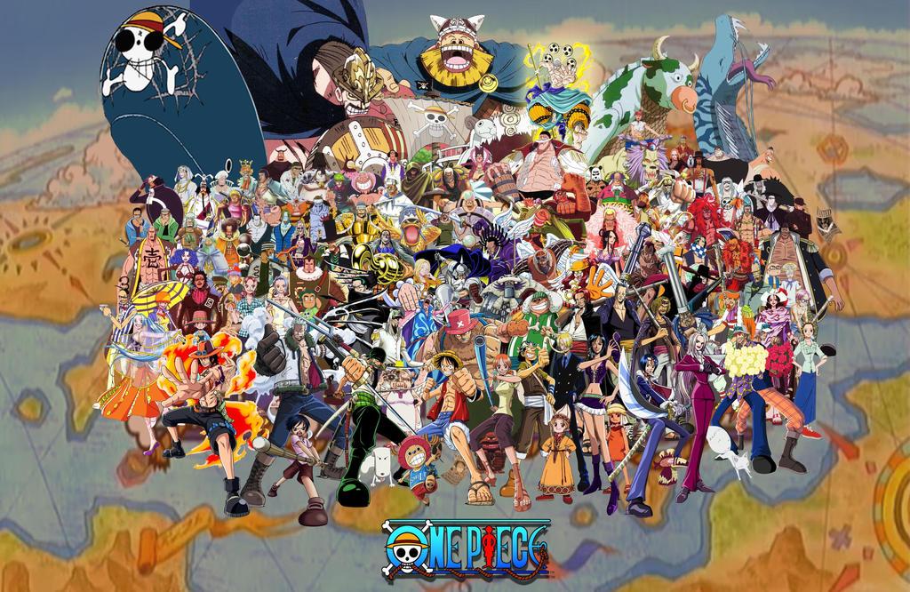 One Piece, One Piece