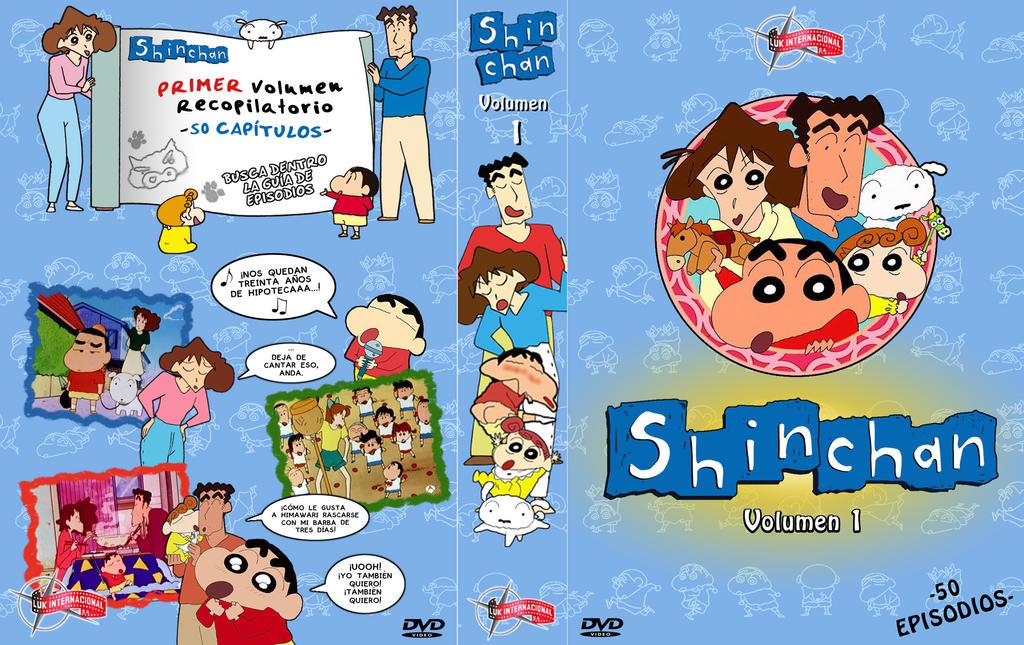 episodios de shin chan: