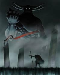 Core of Darkness by Ozumilker