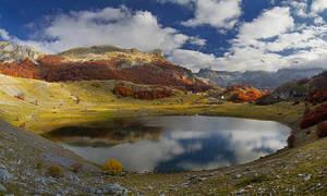 Bukumirsko jezero III by shljivo
