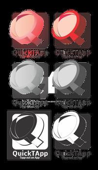 My QuickTApp Logo