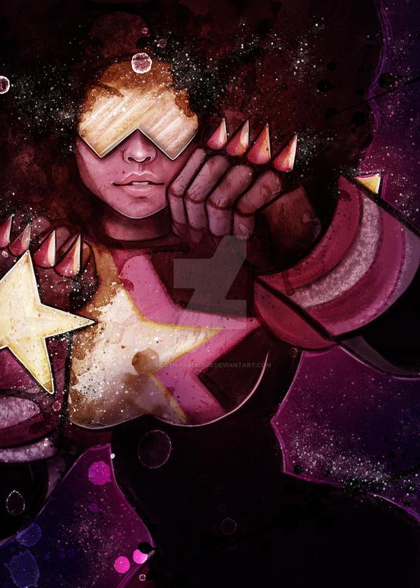 Steven Universe Garnet by RootisTabootus