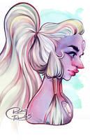 Steven Universe Opal by RootisTabootus