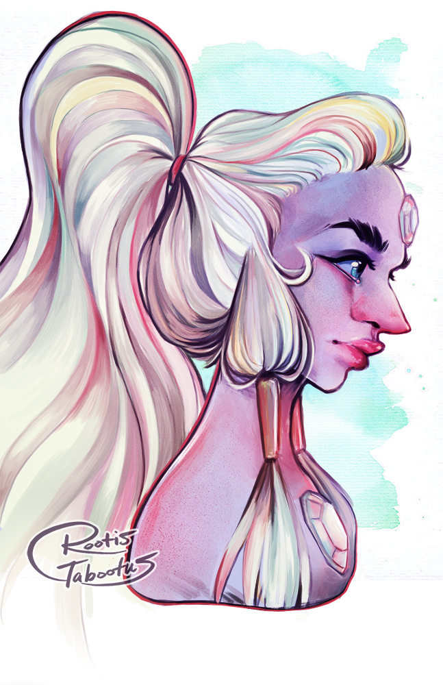 "TumblrTwitter Youtube FacebookInstagramPatreon Prints are available in myOnline Store! I've been working on a new painting technique and trying to take a more ""Painterly"" approach to my pieces.&nbs..."