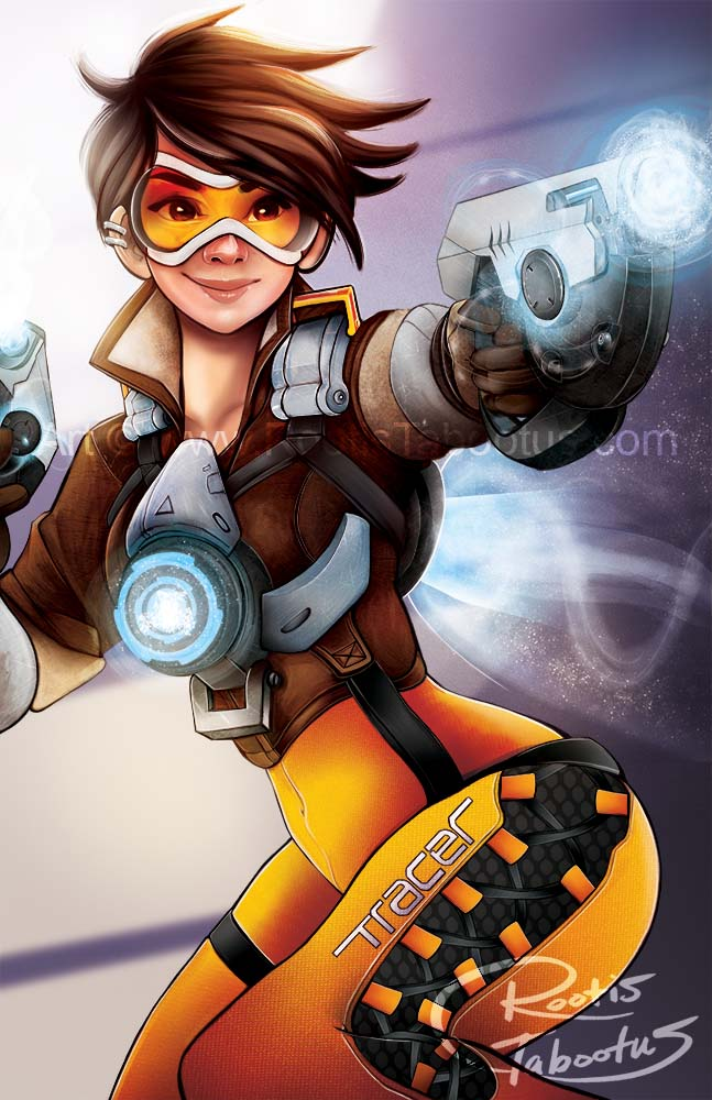 how to get tracer in overwatch