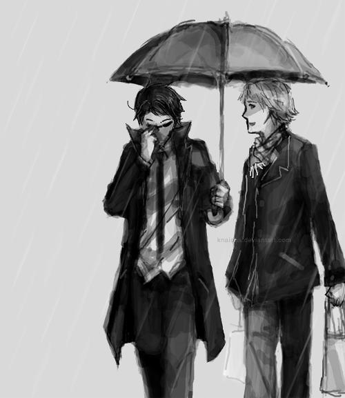 042010 Good Omens: rain by knaicha